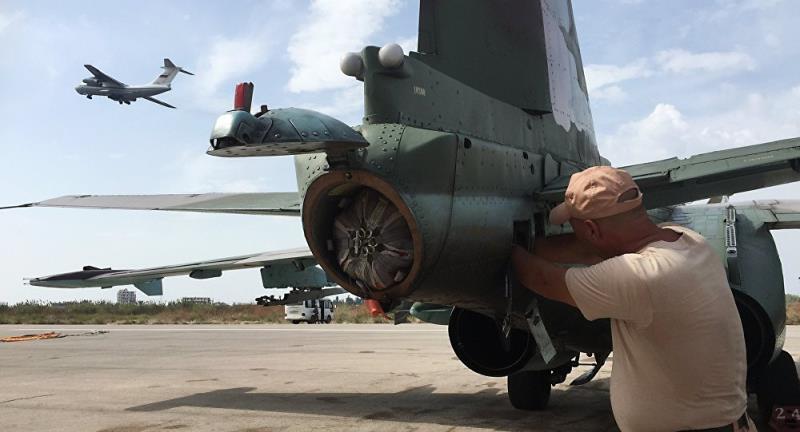 لافروف: يمكن أن تصبح روسيا محور التحالف ضد داعش (سبوتنيك)