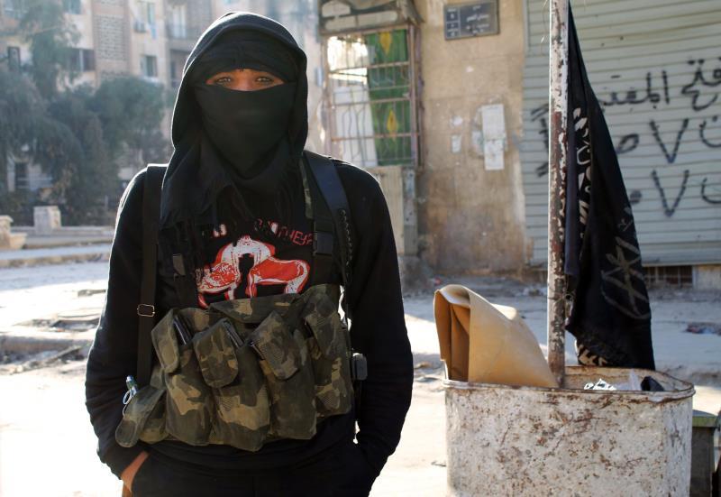 نجح «داعش» في إقامة دورة اقتصادية تجعل منه التنظيم الارهابي الأغنى في العالم (أ ف ب)