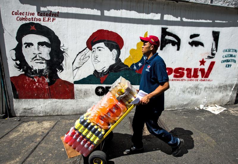 لم يكن يمتلك مادورو سطوة تشافيز