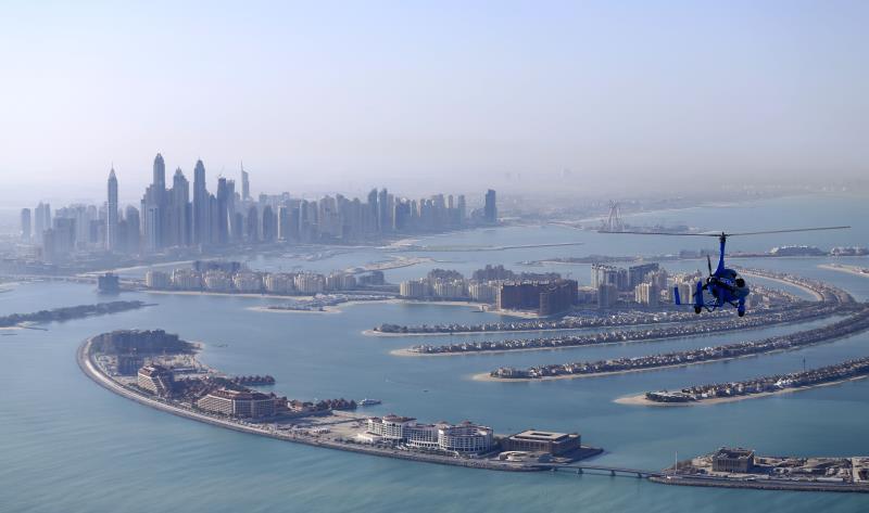 المصالح المشتركة بين الإمارات وأميركا أكبر بكثير من قيمة الإنسان (أ ف ب)