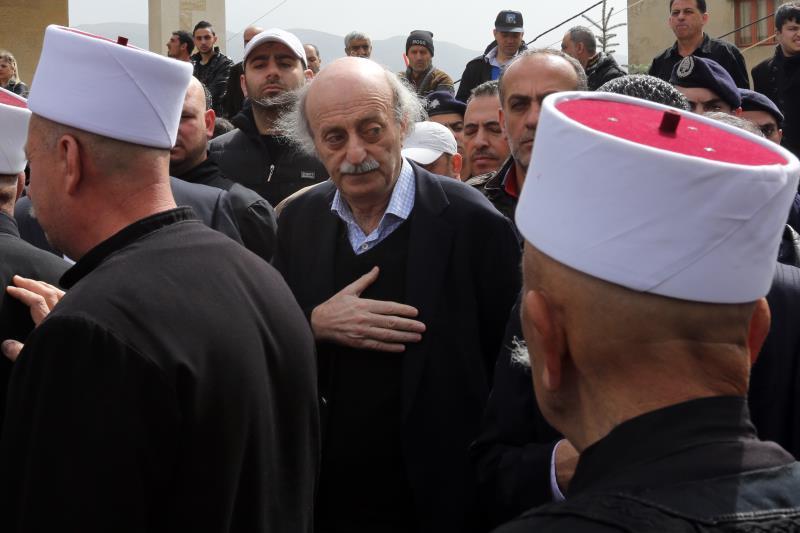 التيار الوطني الحر: جنبلاط يريد تجنيس 500 عائلة درزية سورية