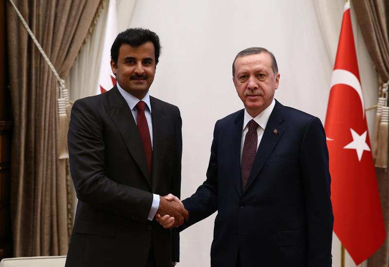 وقّعت أنقرة والدوحة عام 2014 اتفاقية لمواجهة «الأعداء المشتركين»