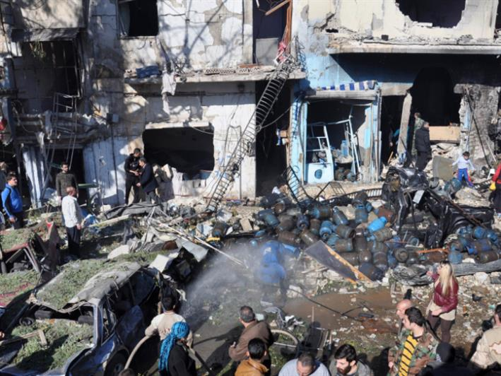 «حرب المفخخات» في حمص: «داعش» ينقل المواجهة إلى الخزان البشري