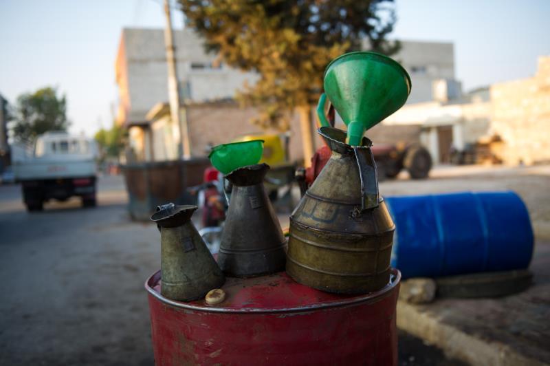 أمّنت سيطرة «داعش» على معظم حقول النفط «استقراراً» لتجارة التهريب