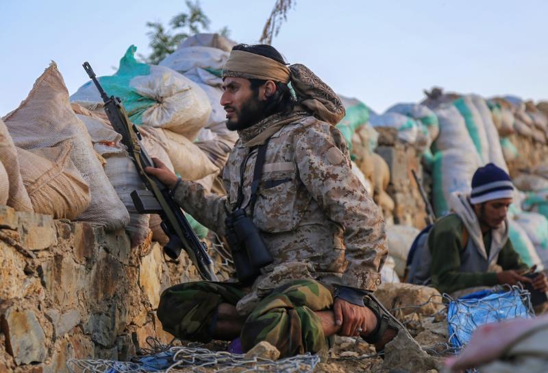 """اتخذت """"بلاك ووتر"""" من محيط مدينة زايد العسكرية في صحراء أبو ظبي مقراً لها"""