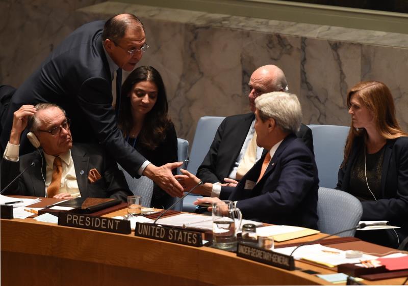 نجحت الرافعة الأميركية ــ الروسية في إيصال «التواقفات» إلى مجلس الأمن الدولي