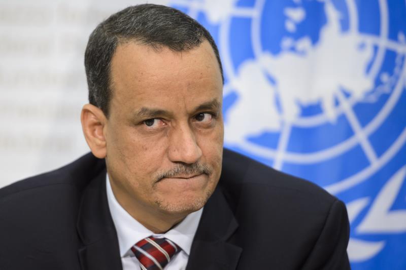 عقد ولد الشيخ لقاءات مع سفراء أجانب لمطالبتهم بالتدخل لإنقاذ المفاوضات من الفشل