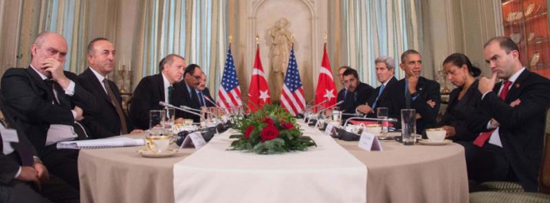 """الولايات المتحدة و""""الحلف الأطلسي"""" يدعمان حق تركيا في الدفاع عن أجوائها وأراضيها"""