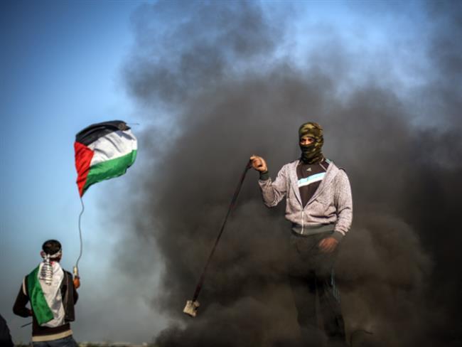 عزل الفلسطينيين