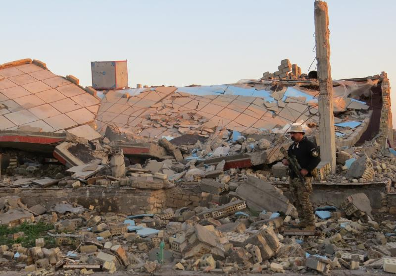 وزارة الدفاع أخطرت أهالي الموصل بقرب تحرير مدينتهم