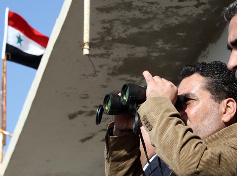 منذ انطلاق المقاومة السورية في الجولان في نهاية عام 2012، وضعت إسرائيل نصب أعينها مشروع القضاء على الحركة الوليدة