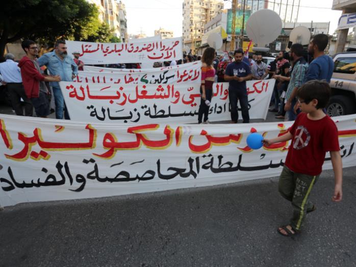 نظرة تاريخية إلى أزمة البنية المجتمعية في لبنان