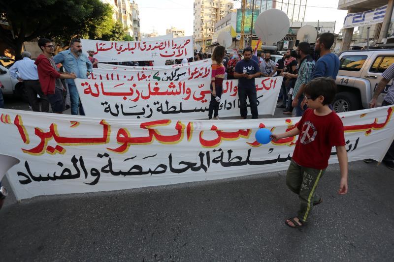 كشفت التحركات الشبابية عمق الأزمة المجتمعية اللبنانية