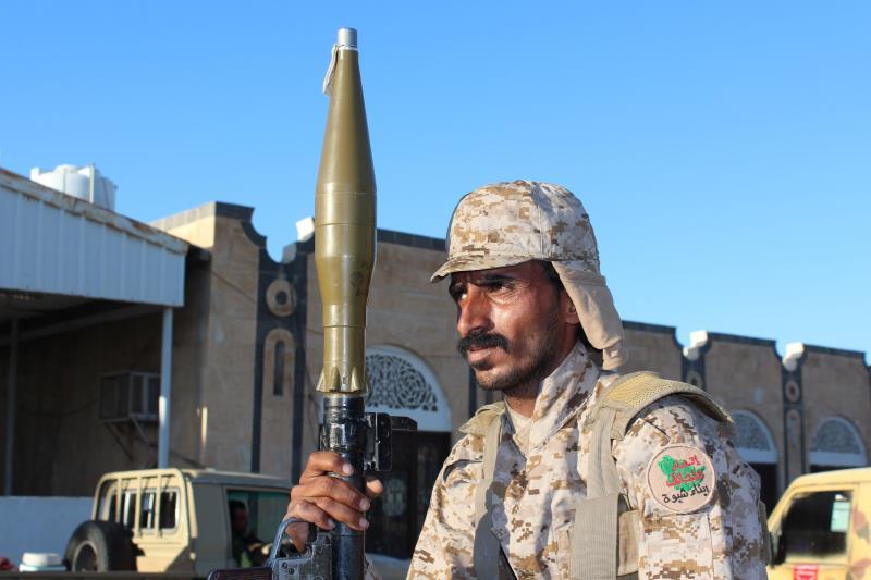"""استهدف الجيش اليمني و""""اللجان الشعبية"""" شركة """"أرامكو"""" النفطية في جيزان"""