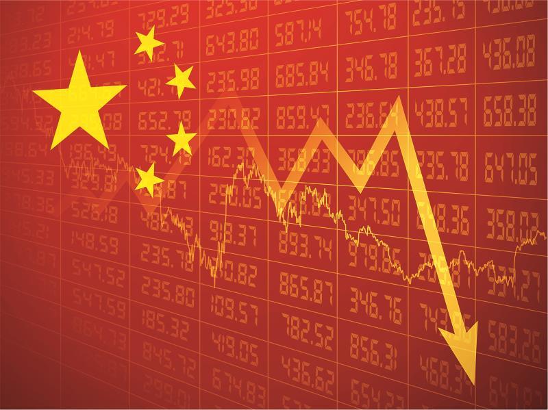 الناتج المحلي الاجمالي للشركاء التجاريين مع الصين سيتضرر بشكل كبير