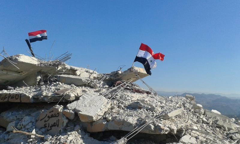المقاتلون كانوا مصرّين على التقدم لاستعادة جبل النوبة