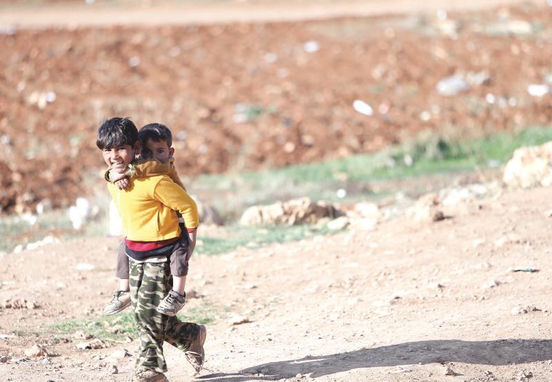 3.3 ملايين محتاج يعيشون في لبنان حاليا