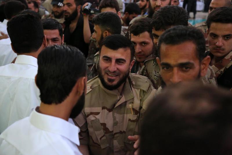 أمنيون محيطون بعلّوش «تلقّوا تحذيراتٍ من أجهزة صديقة مفادُها وجودُ قرار سوري روسيّ باستهداف الشيخ»