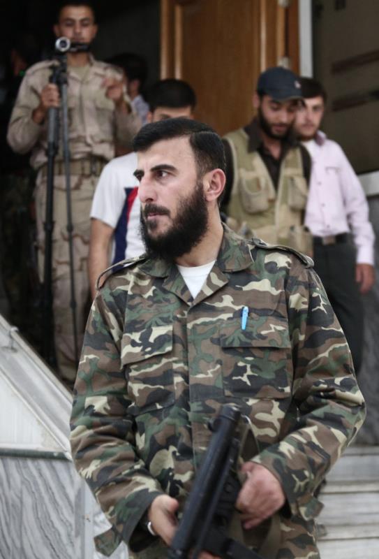 يحمل اغتيال زهران علوش في طيّاته رسائل متعددة قد تنعكس سياسياً وميدانياً