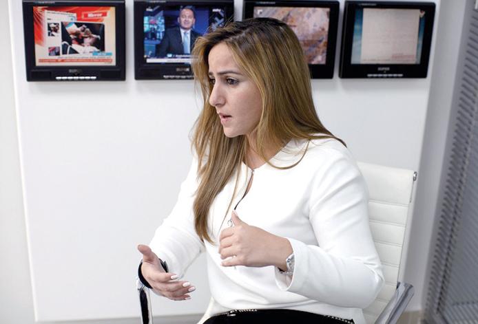 تبرئة كرمى خياط في ما خص «تحقير المحكمة الدولية»