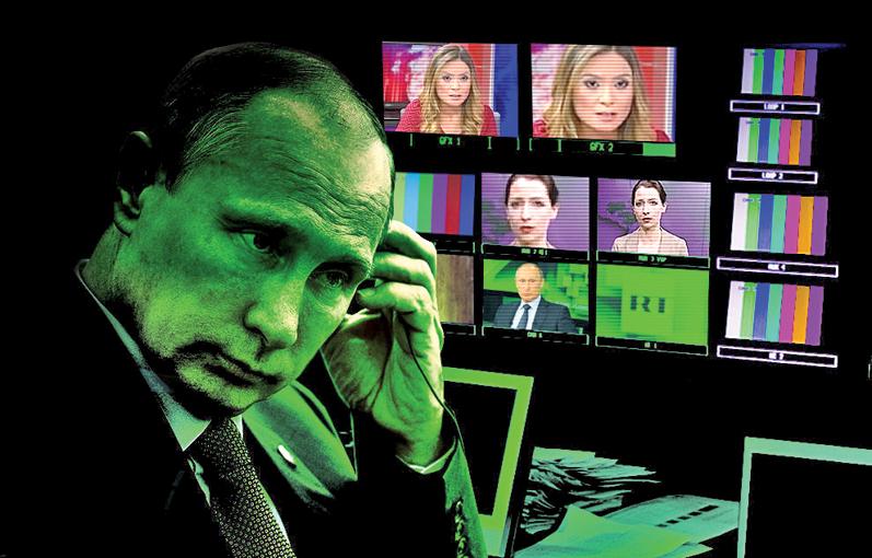 «روسيا اليوم» الذراع الإعلامية الأبرز لموسكو في الحرب السورية