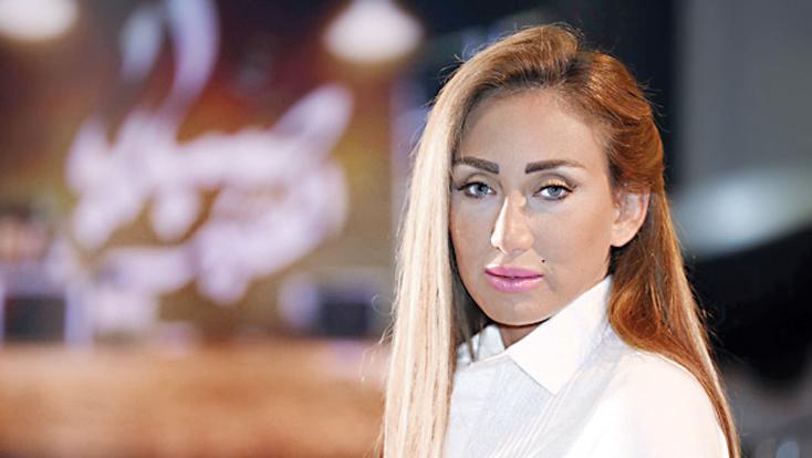 ريهام سعيد على قائمة الإعلاميين المصريين المثيرين للجدل