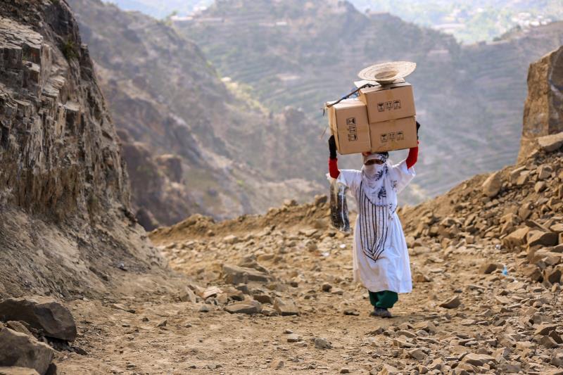تدور المعارك حالياً في محافظة الجوف في مديرية واحدة هي الحزم وفي مناطق صحراوية غير مسكونة