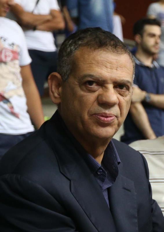 رئيس الاتحاد عبد الله عاشور