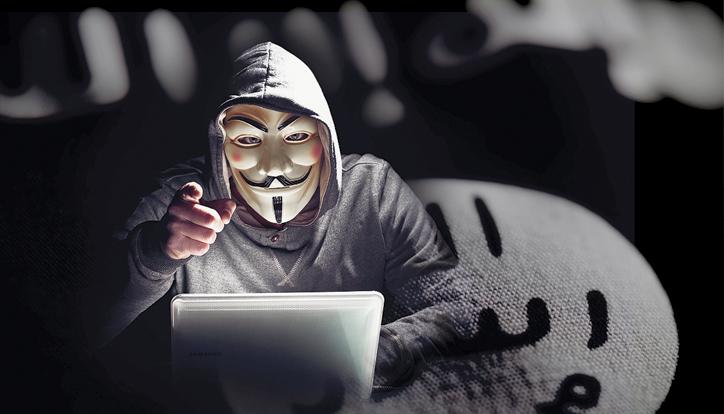 أعلنت «أنونيموس» الحرب الإلكترونية على «داعش»