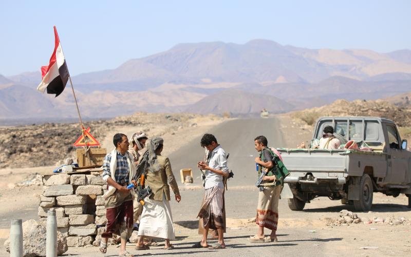 أعدم التنظيم في أبين شقيق قائد المجموعات المسلحة الموالية لهادي
