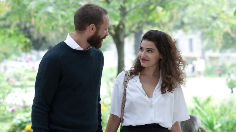 من فيلم «باريسية» للبنانية دانيال عربيد