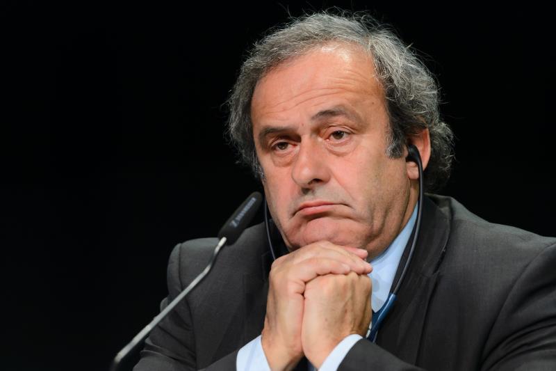 ميشال بلاتيني (فابريس كوفريني ــ أ ف ب)