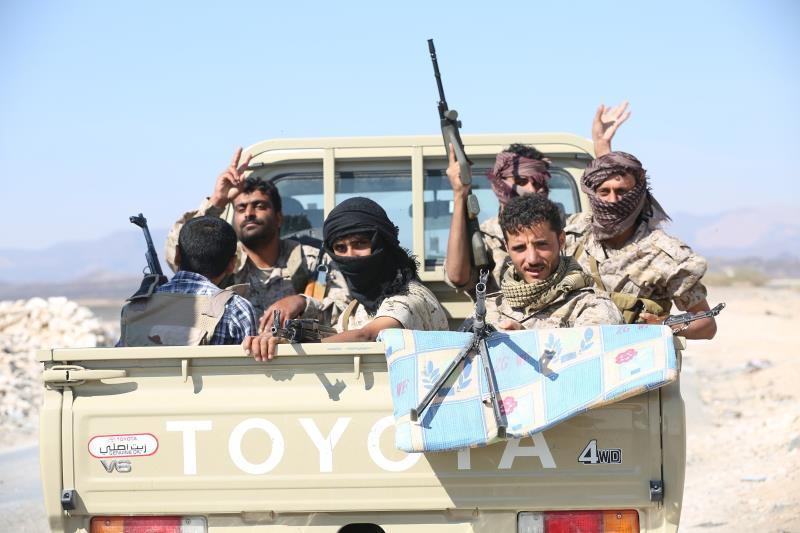 كان مسلحو «القاعدة» أحد الأجنحة العسكرية للقوات السعودية الإماراتية