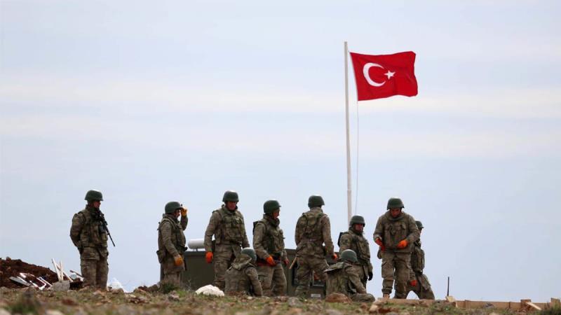 سيزداد حجم الوجود العسكري التركي خلال الأسابيع القليلة المقبلة