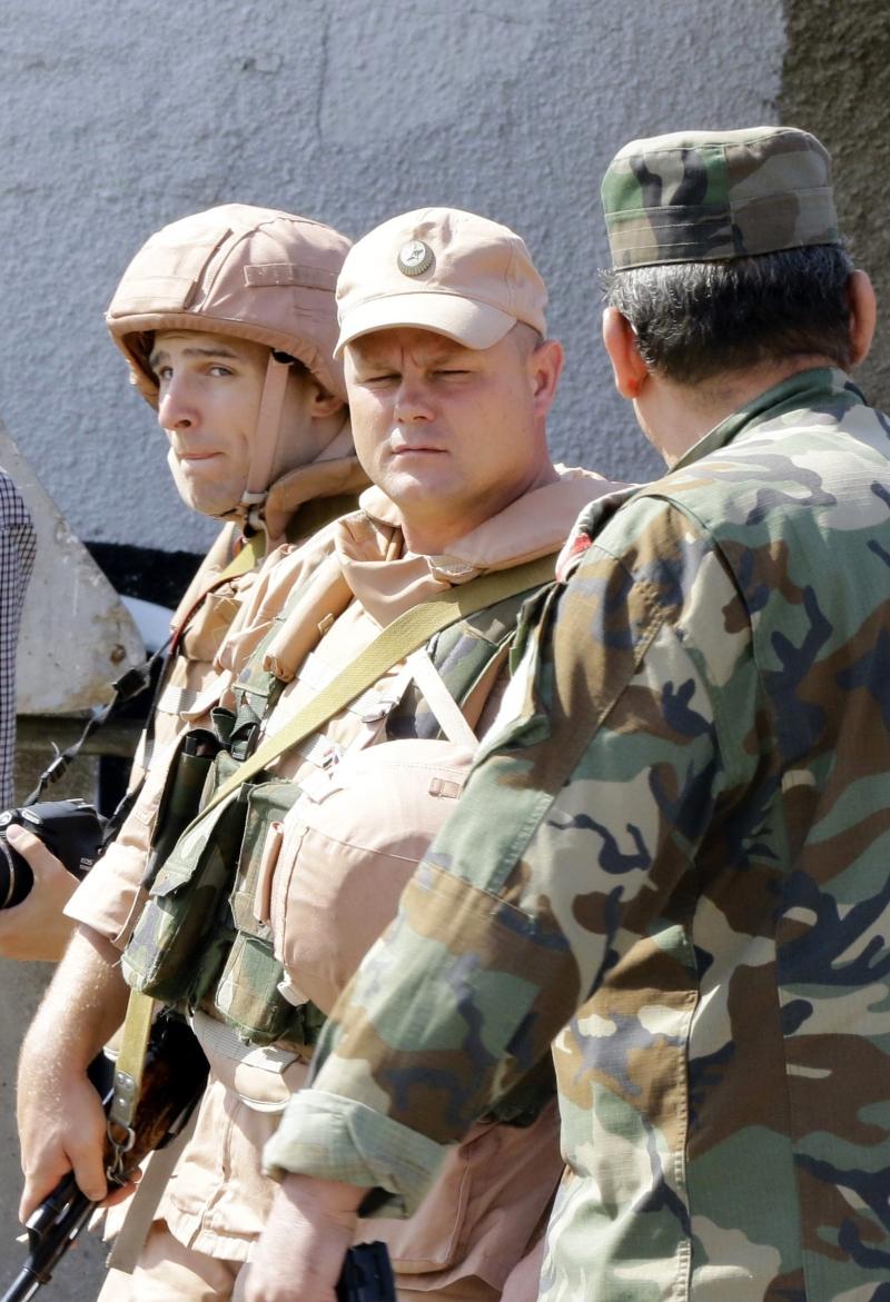 سيتيح وجود القاعدة بشكل دائم إرسال أي عدد من القوات (أرشيف ــ أ ف ب)