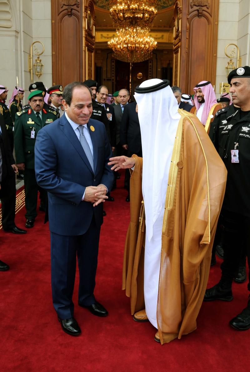 لا شيء يجمّل لمصر موقفها لدى السعودية وسط حملة التقشف التي ضربت بسبب سياساتها وإشعالها حروباً في المنطقة (أرشيف)