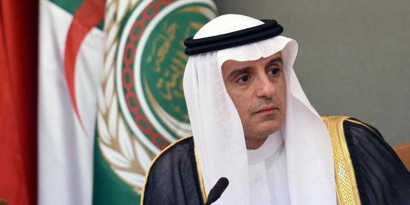 يرأس وزير الخارجية السعودي عادل الجبير الاجتماع المشترك (الويب)