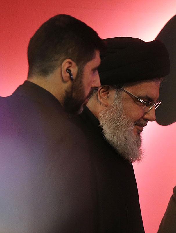 نصر الله: هناك ناس يحاولون خلق فتنة بين حزب الله وحلفائه عبر الملف الرئاسي (هيثم الموسوي)