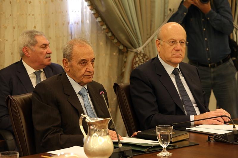 بري: الحوار أو انتخاب في المجلس (مروان طحطح)