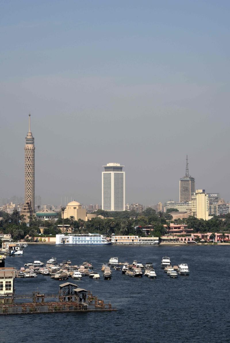 مصر تريد مواجهة الدورين التركي والقطري في سوريا وليبيا (أ ف ب)