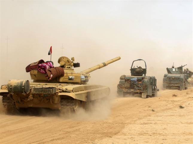 اليوم الأول لمعارك الموصل... 26 قرية من دون خسائر