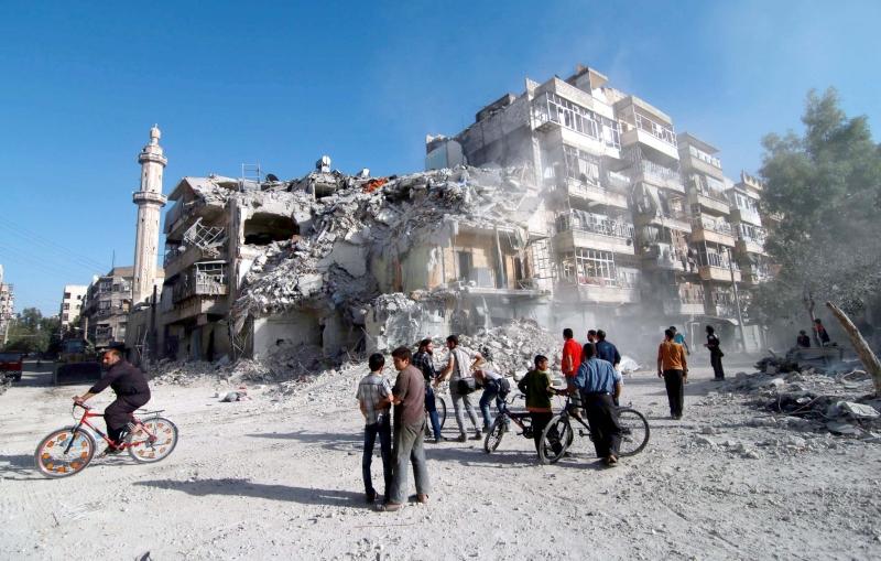 مبادرة أهلية لإخراج المسلحين من الأحياء الشرقية