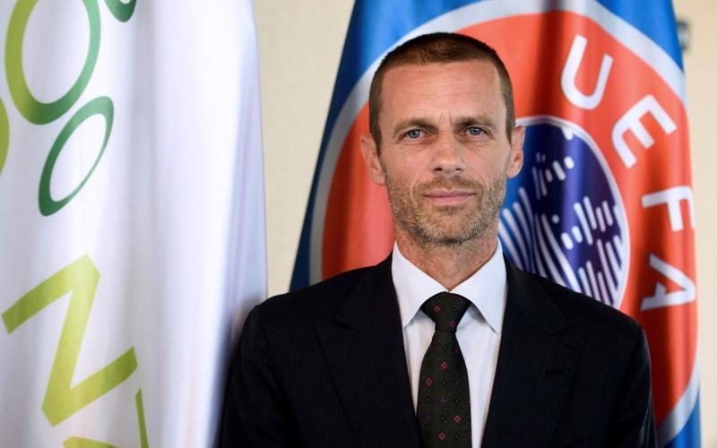 ألكسندر تشيفيرين الرئيس الجديد للاتحاد الأوروبي لكرة القدم (أرشيف)