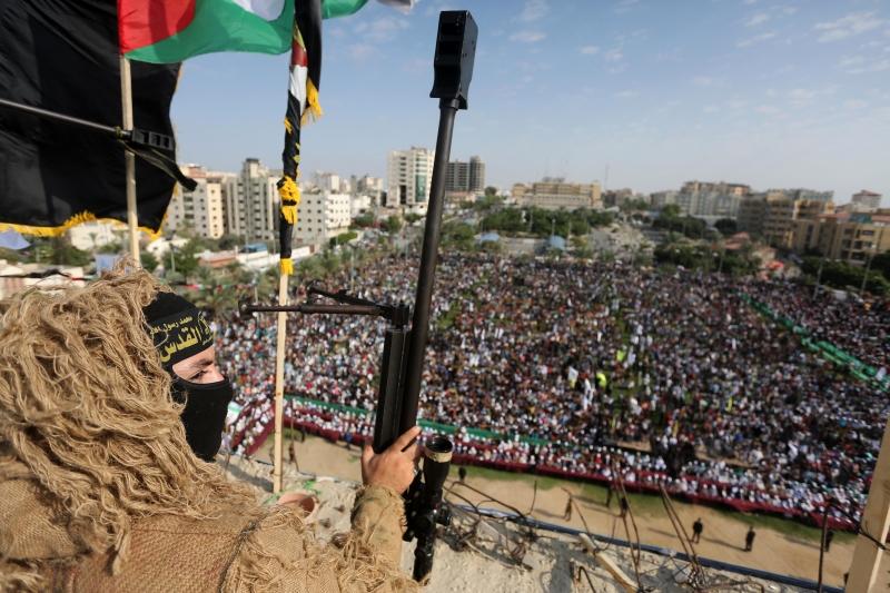 التحلل من «أوسلو» سوف ينهي الصدام القائم بين «حماس» و«فتح» (آي بي ايه)