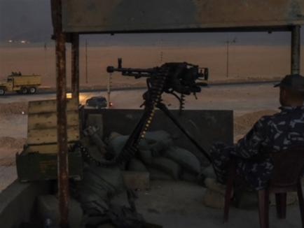 عملية لاستعادة «منتجع داعش» غربي الأنبار