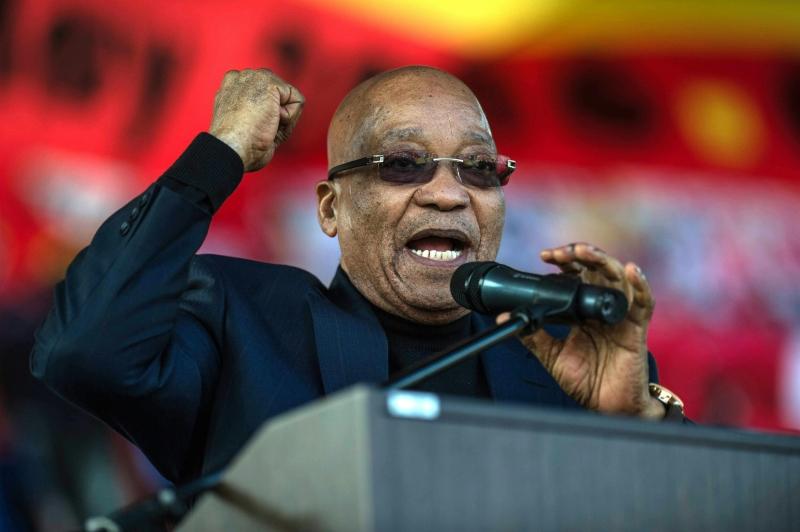 جاكوب زوما: تستهدف المحكمة الدول الأفريقية دون غيرها (أرشيف)