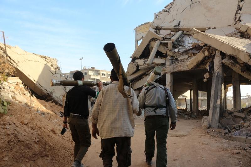 «درع الفرات»: العمليّات لن تتوقّف قبل طرد الأكراد من المناطق التي احتلّوها
