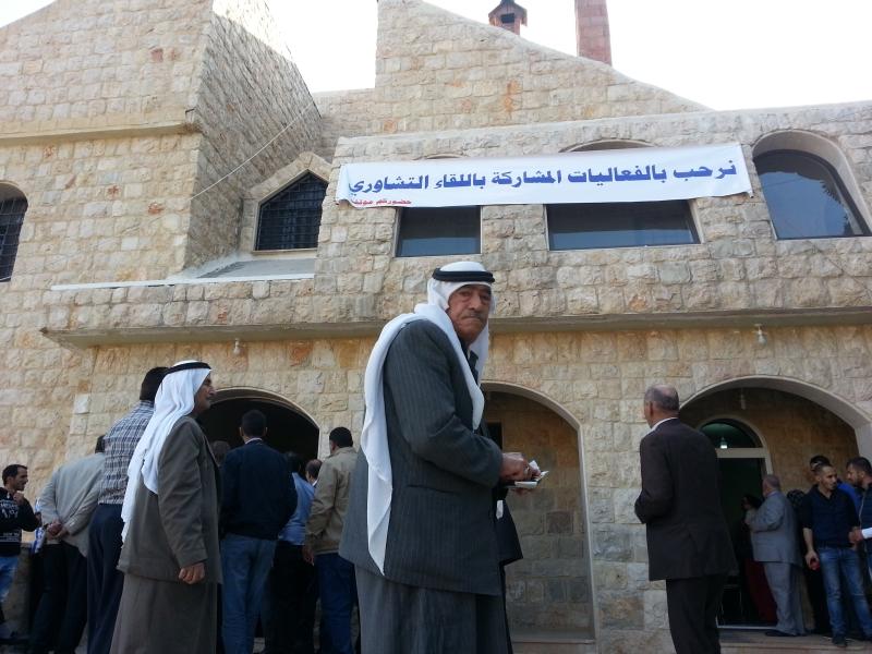 من لقاء لعشائر الهرمل عُقد الأسبوع الماضي (الأخبار)