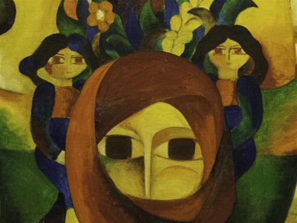 رحلة اللوحات بين بيروت وعمان وطهران | ناصر السومي: لنسترجع مجموعة «منظمة التحرير»