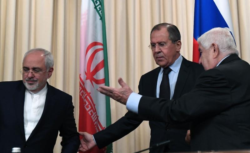 اتفق الوزراء على حسم معارك حلب ووضع الخطوط الحمراء للتدخل التركي (أ ف ب)